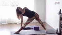 第74天:流瑜伽串联到后弯姿势练习