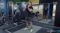 [个人秀]健身教程_壶铃相扑蹲,运动指南_在家健身