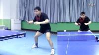 《全民学乒乓横拍篇》第13.4集:反手加转弧圈球速成宝典