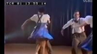 摇摆舞历史 传奇老舞者【二】Frankie Manning & Norma Miller 1990 (Part Two)