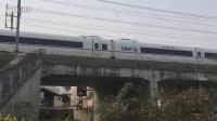 G1352次  (CRH380B-3698)  诸暨站发车
