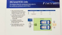 Finisar Demonstrates CFP4 optical module and 40G VCSEL link technology at OFC 20