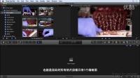 3-78 FCPX的界面简介Apple非线性编辑软件Final Cut ProX FCPX10.2基础视频教程