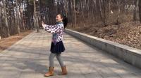 中国新娘-百合在树林里发功召唤春天来临