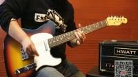 卖时光北美正品音色演示视频 Fender American Vintage 64 Telecaster