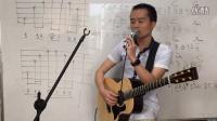 第29节 延音线的学习《生日快乐》  叶冠星 一月通吉他教学 翼音琴行