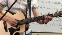 第5节 深入扫弦技巧 《老男孩》叶冠星 一月通吉他教学 翼音琴行