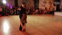 Mette Herlitz and Andreas Olsson dancing a Slow Balboa at Summer camp in Eauze,