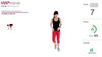 室内有氧健身运动:家庭锻炼计划2