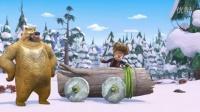 熊出没之冬日乐翻天 精彩片段欣赏(09h51m10s-09h54m11s)