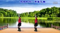 安阳金东姐妹广场舞《南阳好南阳美》编舞:茉莉,演示蓝天白云