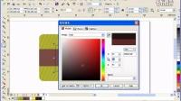 用cdr绘制VIP贵宾卡_cdr平面设计教程 cdr平面设计教程初级入门