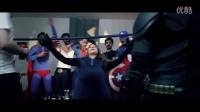 DC英雄和漫威英雄宿醉之后[中文字幕] 一群极具创意的法国逗比
