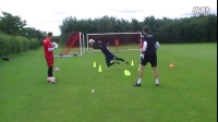 足球培训--守门员训练