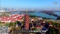 南京航拍全景