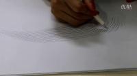 美联汇纹绣教学视频线条画法