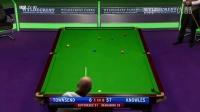 Snooker Senior Championship 2012 - Townsend vs Knowles 2-3 Skysport H