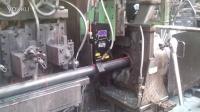 ERW高频焊管焊缝在线监测视频