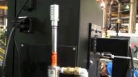 ERW焊管在线焊缝尺寸和缺陷监测系统视频