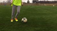 国外经典足球教学--跨球