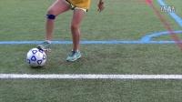 国外经典足球教学--单腿V型钟摆