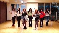 【妖色健身】韩国舞蹈教学9MUSES - Drama - mirrored dance practice video