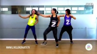 Shake Your Body   - Zumba尊巴舞蹈视频教学
