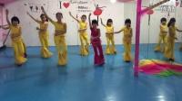 少儿肚皮舞排练(重庆石柱舞魅舞蹈电话73333379)