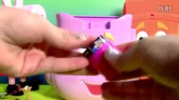 粉红猪小妹 奇趣蛋玩具 Peppa Pig
