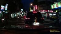 Mio MiVue™ 618行车记录仪_夜晚下雨实拍_1080P(请以1080P观看)