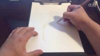 怎么画一个3d立体画(煎蛋卷)