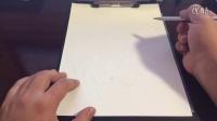 怎么画3D立体火龙果