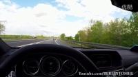 奔驰E63 AMG 高速公路250公里每小时