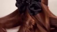 長髮也簡單搞定!用髮夾整理頭髮2連發!