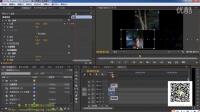 premiere cc2015视频教程pr教程多机位剪辑调色字幕图片动画特效转场插件