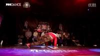 Danny vs Roxrite ¦ TOP 8 ¦ Undisputed x UK B Boy Championships 2016