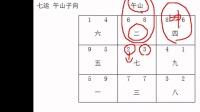 张伟光阳宅风水学习视频(31)玄空风水之下卦排盘(2)