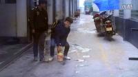 贵州贞丰人影视《力大无穷》韦毛作品