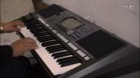 雅马哈PSR-970电子琴演奏:邓丽君《云河》