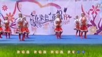 广场舞《东边草原上》队形版 简单易学