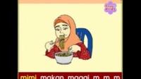 印尼字母读音歌