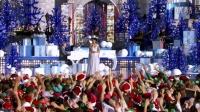 2015年迪士尼公园圣诞表演