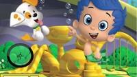 泡泡孔雀鱼系列游戏之泡泡孔雀鱼找数字小主公解说