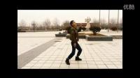 中国粉丝一起跳Jabra Fan Dance