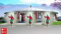 沁兰广场舞、风中的额吉