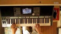 PSR-S970民乐演奏《喜洋洋》