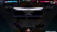 Red Bull Kumite 2016 - Xian vs. Big Bird - Losers Round 2