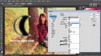 PS图层样式教程 课时18 3.3 将内部效果混合成组  photoshop入门教程零基础到精通全集