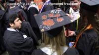 毕业帽装饰