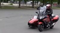 侧三轮压弯利器-宝马摩托车BMWK1600GT加装边斗